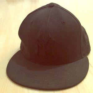 New Era Yankee Fitted Hat